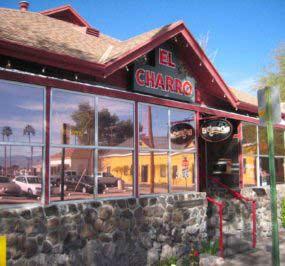 El Charro Café Building