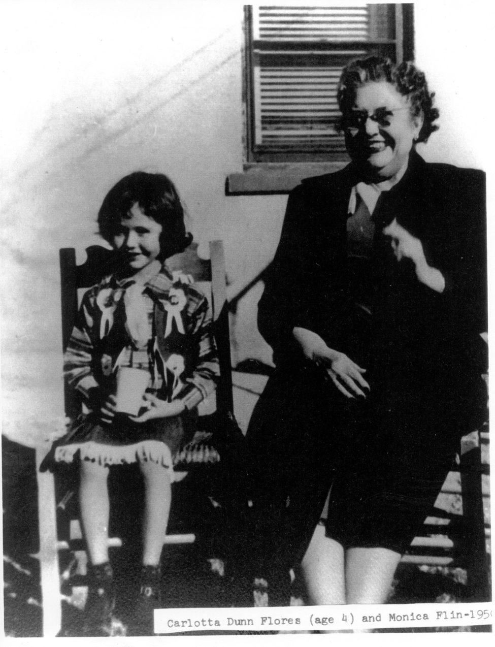 Carlotta & Tia Monica